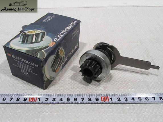 Бендикс  ВАЗ 2101, 2102, 2103, 2104, 2105, 2106, 2107, (привод стартера)  (на белорусский стартер) Электромаш, 505.600, фото 2