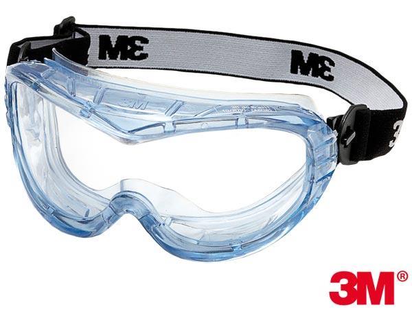 Противоосколочные защитные очки 3M-GOG-FAHREN12 рабочие -  США 3М