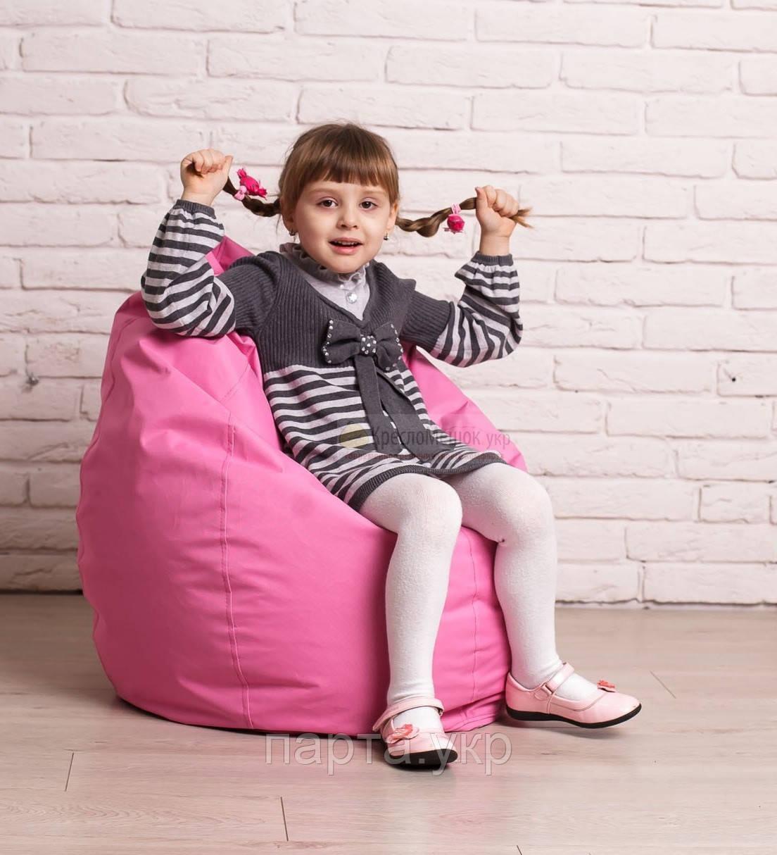 Кресло Груша детская L ткань Oxford, 10 цветов