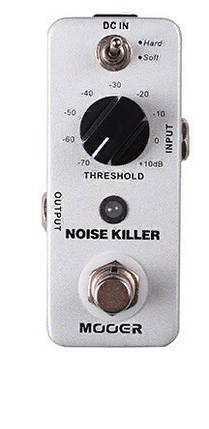Підлогова педаль ефектів для електрогітар Нойзгейт MOOER NOISE KILLER Педаль шумозаглушення, фото 2