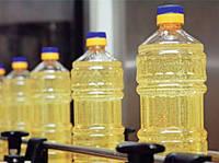 Подсолнечное масло рафинированное, тарированное