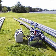 Терморезисторная и стыковая сварка труб. Монтаж водопровода