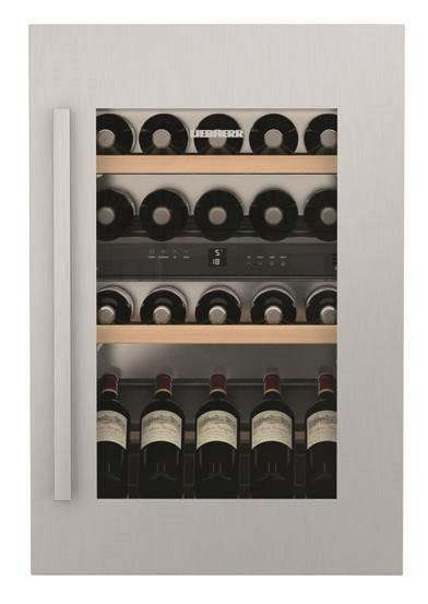 Встраиваемый винный шкаф LiebherrEWTdf 1653 Vinidor