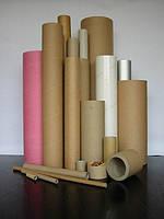 Картонная шпуля, гильза,втулка, фото 1