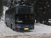 Пассажирские перевозки. Автобус Volvo