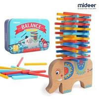 Деревянная игра-балансир для детей, Mideer