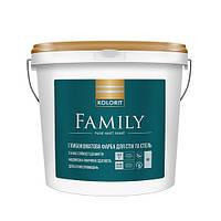 Kolorit Family матова фарба