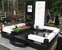 Мраморный памятник М-216
