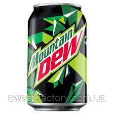 Mtn Mountain Dew 330 ml