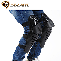 Шарнирные Мото-наколенники SULAITE защита колен