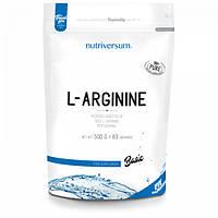 Аминокислоты Nutriversum L-arginine - 500 g