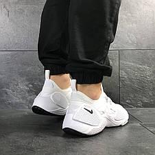 Мужские кроссовки Nike Air Huarache E.D.G.E,сетка,белые, фото 3