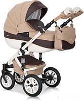 Детская универсальная коляска 2 в 1 Riko Brano ecco 12 Caramel, фото 1