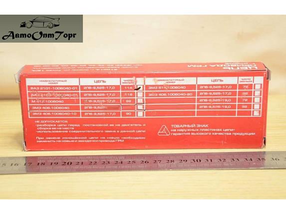 Цепь двигателя  ВАЗ 2101, 2102, 2103, 2104, 2105, 2106, 2107, 2101-1006040,Киров, фото 2