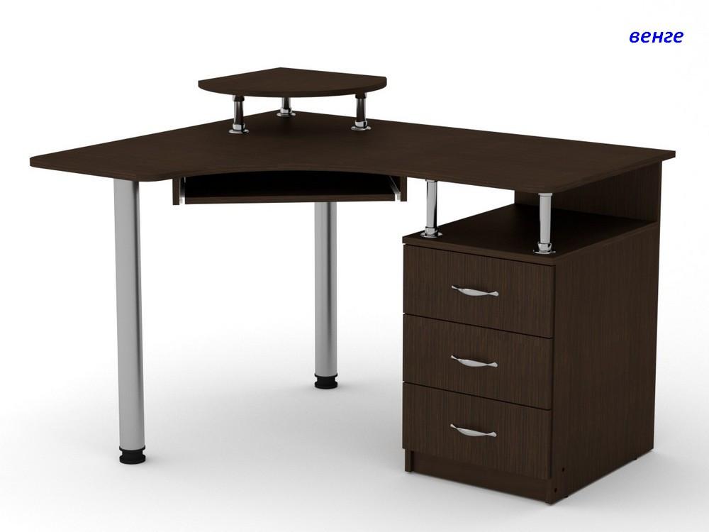 Угловой компьютерный стол СУ - 2