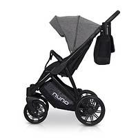Детская универсальная прогулочная коляска Riko Nuno 05 Antracite
