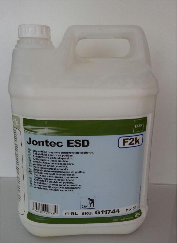 Лак TASKI Jontek ESD для антистатичних підлог, 1л