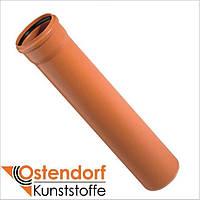 Труба 110х3000 наружная канализация Ostendorf