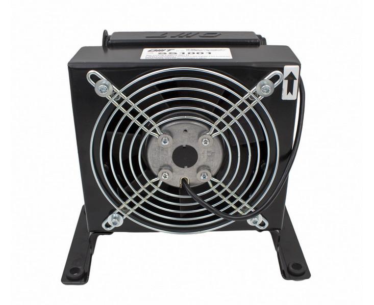 Воздушный теплообменник  - 380 Вольт (30-100 л/мин)