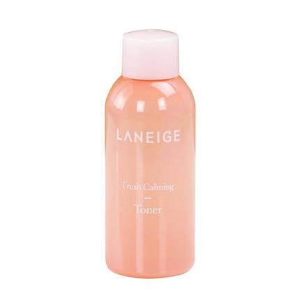 Увлажняющий и успокаивающий тонер Laneige Fresh Calming Toner, 50 мл, фото 2
