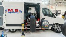 Шиномонтажный станок+ балансировка для грузовиков 380V M&B Engineering DIDO 26 MV