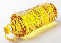 Подсолнечное масло нерафинированное, тарированное