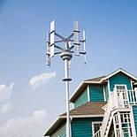 Ветрогенератор вертикальный 10 Вт, фото 2