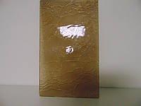 Скло для дверей Дельта бронза