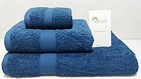 Кухонные полотенца 30х50 синий