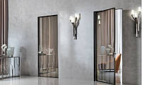 Двери скрытого монтажа под коробку 2500х900, комплект профилей, фото 1