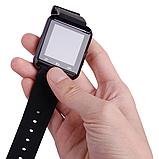 Смарт-часы Smart Watch U8 Bluetooth, камера, плеер, шагомер, whatsApp, фейсбук Black, фото 7