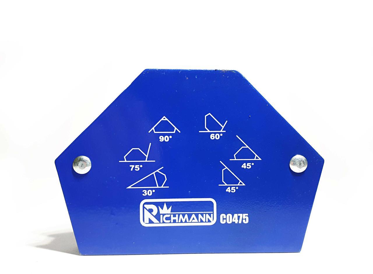 Магніт для зварювання, 12.5 кг, Richmann/Corona (C0475)