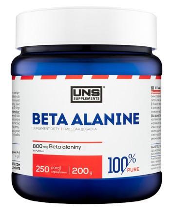 Бета-Аланин UNS - Beta-Alanine (200 грамм)