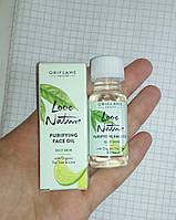 Антибактериальное средство для лица с органическим чайным деревом и лаймом \ Масло чайного дерева