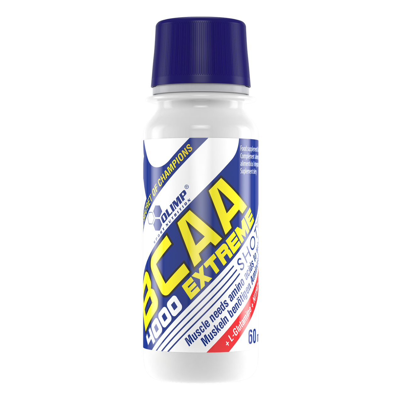 Аминокислоты BCAA OLIMP BCAA 4000 Extreme shot 60ml