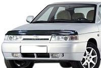 """Мухобойка (дефлектор) Lada ВАЗ 2110, 2112 с 1996 г.в. (темный) """"VL-tuning"""""""