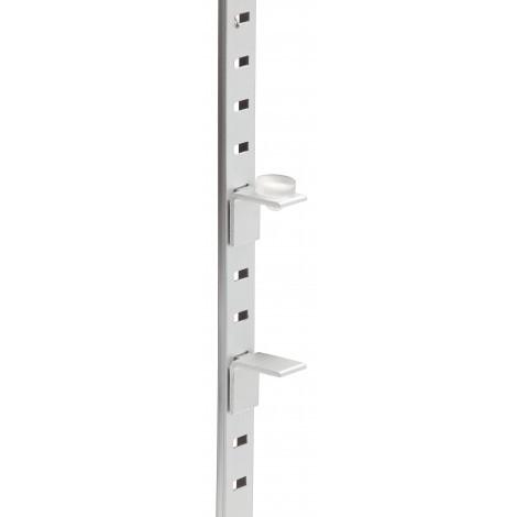 Система размещения мебельных полок на различной высоте IL MULTILIVELLO несущая шина L-3660 мм F3M