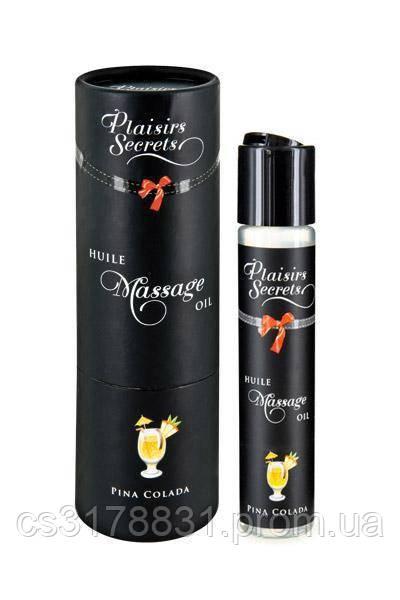 Массажное масло Plaisirs Secrets Pina Colada (59 мл)