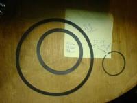 Уплотнительные кольца 0734401106 / 0634313529H  / 0734401078 на коробку ZF4WG180, ZF6WG180