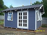 Дачний(садовий) будиночок Нові матеріали обробки Нова ціна., фото 5
