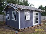 Дачний(садовий) будиночок Нові матеріали обробки Нова ціна., фото 3