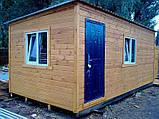 Дачний(садовий) будиночок Нові матеріали обробки Нова ціна., фото 6