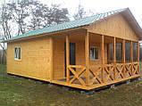 Дачний(садовий) будиночок Нові матеріали обробки Нова ціна., фото 9