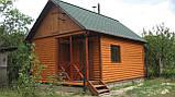Дачний(садовий) будиночок Нові матеріали обробки Нова ціна., фото 10