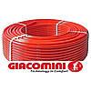 Труба для пола GIACOMINI, art.R978Y226, 16x2mm, (бухта 240m) сшитый полиэтилен Италия