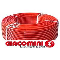 Труба для пола GIACOMINI, art.R978Y226, 16x2mm, (бухта 240m) сшитый полиэтилен Италия, фото 1