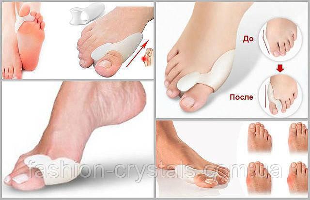 Корректор большого пальца ног valgus pro
