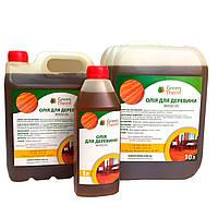 "Льняное масло для дерева ""GreenTherm"" , фото 1"