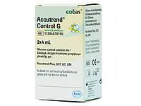 ACCUTREND контроль Глюкоза (2x4 ml)