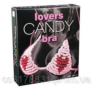 Съедобный бюстгальтер Lovers Candy Bra (280 гр)
